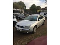 03 reg ford mondeo automatic turbo diesel