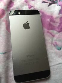 iPhone 5S 16gb Grey Vodafone, Lebara, Ownphone, TalkTalk Mobile and Zest4 Mobile