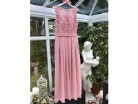 Bridesmaid/maid of honour dress