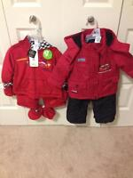 Two snow suits.. Never worn