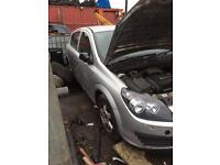 BREAKING FOR PARTS 2005 ASTRA H MODEL