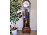 Art Deco Antique Grandfather Clock