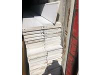 "New timber mdf 9"" skirting board 4.4 metres long"