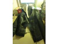 clothes mens ladies childs size 12 flying jacket