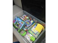 Large box of moshi monsters