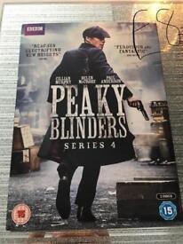 Peaky blinders series 4 dvd