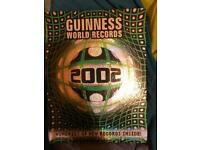 Guinness world record 2002