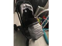 Oyster2 limited addition pushchair