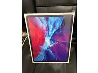 NEW SEALED New Apple iPad Pro (12.9-inch, Wi-Fi, 256GB) - Silver (4th Generation)