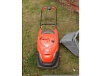Vision Compact Electric Large Flymo Mower