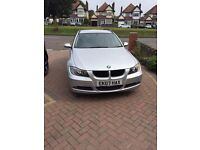 BMW 318 ESTATE, 07 Reg 2.0 Petrol Auto gearbox with manual and sport option, low mileage