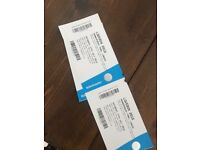 Lovebox festival Saturday - 2 tickets