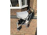 Maclaren Volo Black Travel Stroller Pushchair Pram - Excellent condition £30 no offers