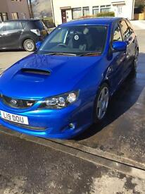 Subaru Impreza 2.5 turbo low miles