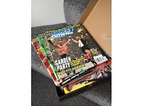 Collection of WWF / WWE Magazines (Issues 2000 - 2004)