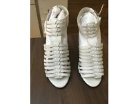 Ladies Summer High Heeled Shoes