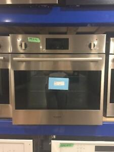 24-inch Built-in Fulgor Oven, True Convection, Stainless