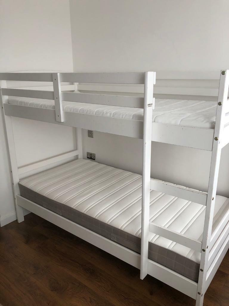 Bargain Bunk Bed Mattresses Not Included In Acocks Green West