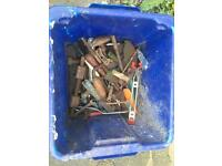 BUCKET FULL OF TOOLS FOR £20 AND NO OFFERS AT ALL
