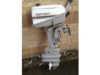 outboard 4hp johnson long shaft