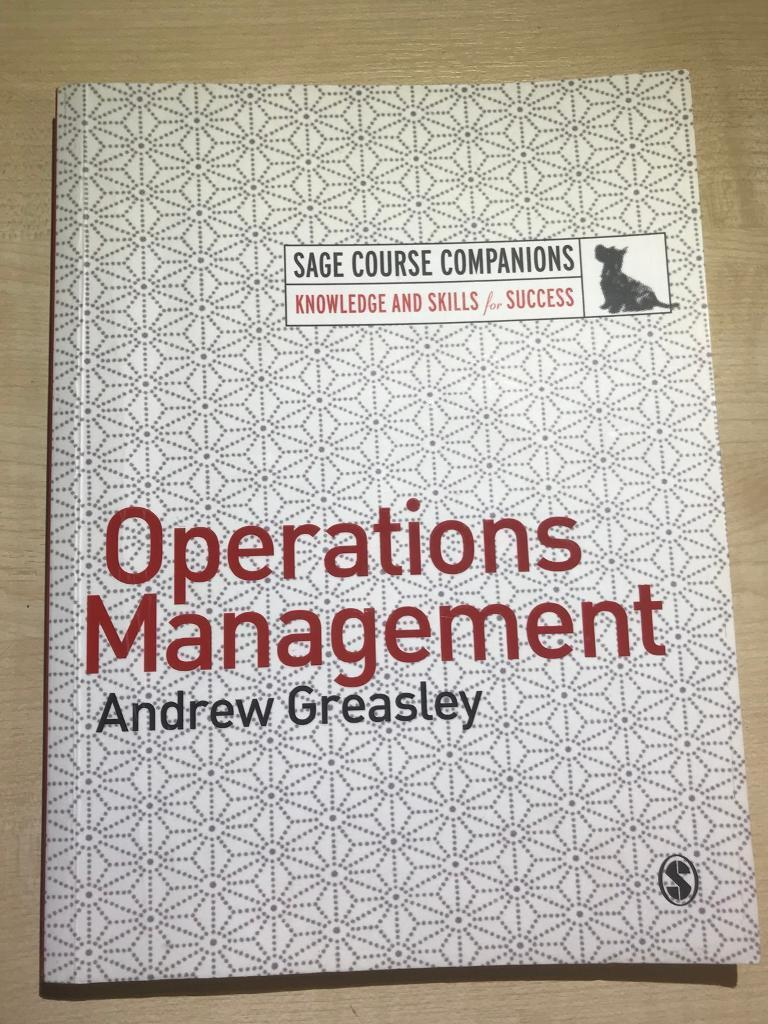 Operations Management (Andrew Greasley)