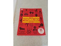 PSYCHOLOGY INFORMATIOM BOOK GREAT FOR REVSION AT ANY LEVEL OR GENERAL INTEREST