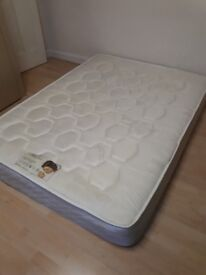Mattress is in mint condition, used for less than 6 months. Moving house therefore I need to sell.
