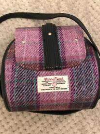 Ladies Harris Tweed Shoulder Bag