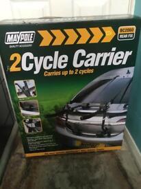 2 cycle carrier racks