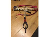 2016 North Trust 5th Line Kite Bar with 24m lines