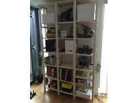 Ikea IVAR Bookshelf Shelving white
