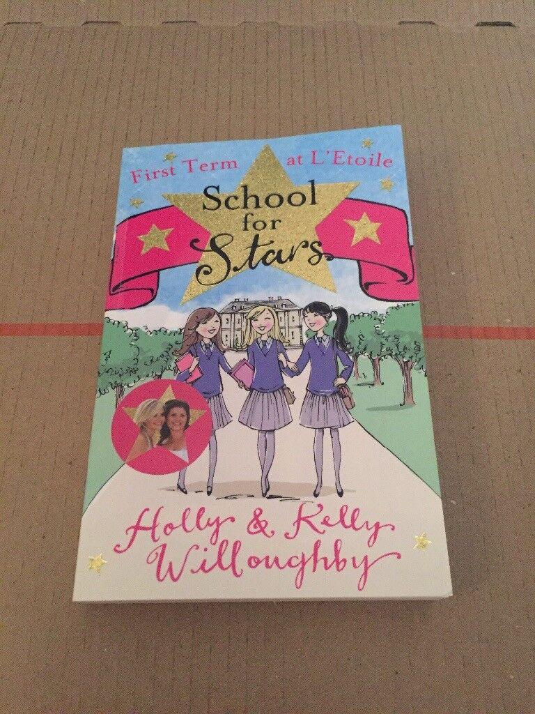 Holly & Kelly Willoughby - School for Stars children's books FULL set