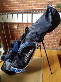 John Letters Swingmaster Golf set