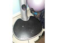 Vibratec power plate