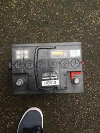 Halfords hb013 car battery. Brand new! RRP £80+