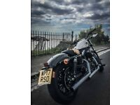 Harley Davidson 48 Sportster Forty Eight XL1200X