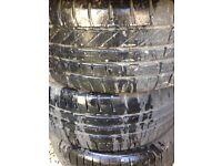 255 40 19 tyres