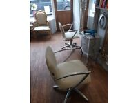 5 hairdressing chairs for sale