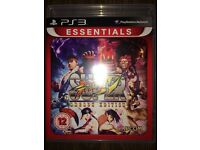 PS3 Super Street Fighter Arcade Edition Game