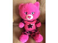 Build a bear raspberry kitty