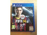 PS4 game FIFA 14 PG 3