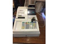Cash register , till , cash drawer