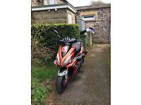 125 cc lexamoto materdor