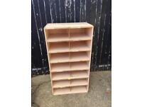 Excpost office Metal pigeon hole cabinets/storage 30