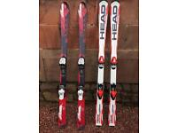 Junior skis 146 & 147cm