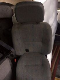 Driver & Passenger seat from a 2004 VW LT Van (Offers Considered!)