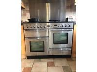 Rangemaster Toledo 1110 cooker/oven