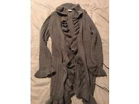 Ladies cardigan size 12-14