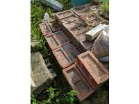 Historic bricks