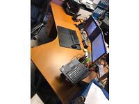 Office desks (ikea)